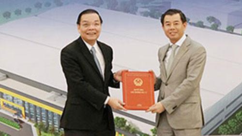 Vingroup đầu tư 1.200 tỷ xây nhà máy sản xuất thiết bị điện tử thông minh