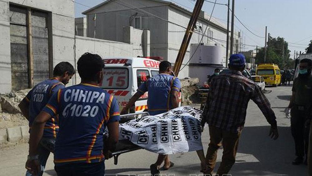 Liên Hợp quốc lên án các vụ tấn công khủng bố ở Pakistan