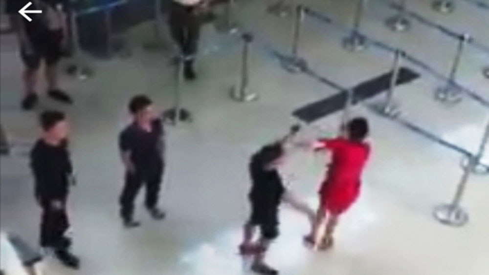 Làm rõ, vụ nữ nhân viên Vietjet Air, bị tấn công, sân bay Thọ Xuân