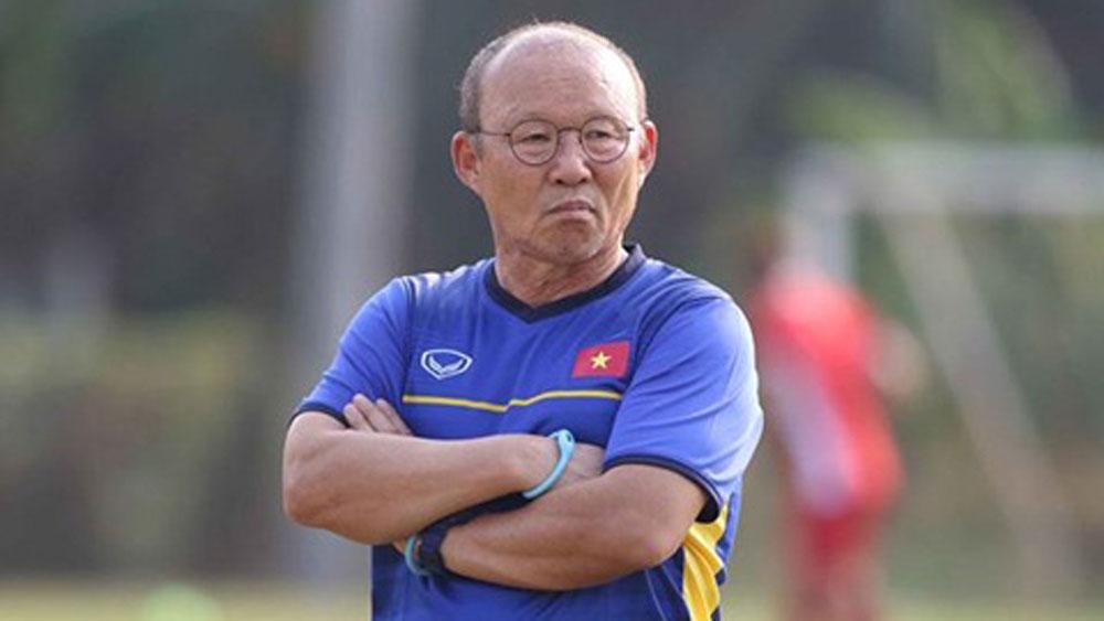 Vì sao ông Park chịu áp lực lớn dù Việt Nam sắp vào bán kết?