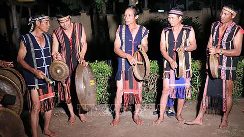 Festival, văn hóa cồng chiêng, Tây Nguyên, Gia Lai
