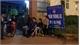 Huyện đoàn Lục Ngạn bố trí điểm trông xe miễn phí tại Hội chợ cam, bưởi