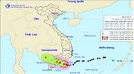 Bão số 9 gây mưa lớn ở Nam Bộ, Hà Nội trời rét