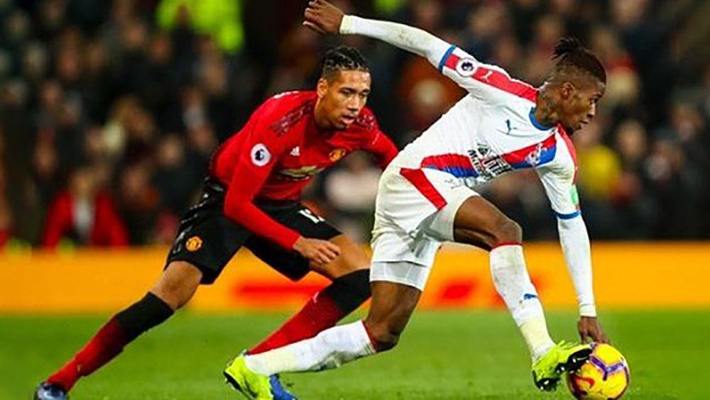Man Utd bị Crystal Palace cầm chân ngay tại Old Trafford