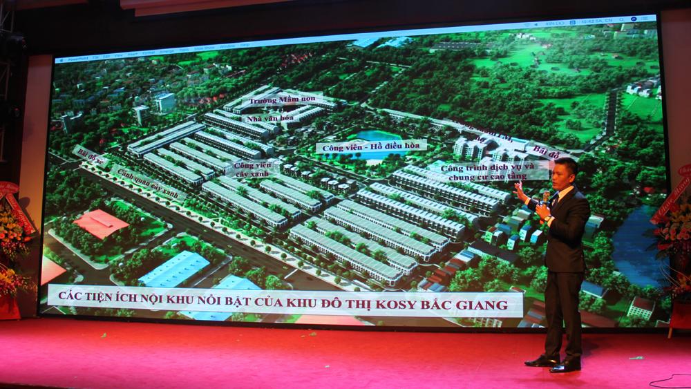 Giới thiệu dự án khu đô thị Kosy Bắc Giang tới khách hàng