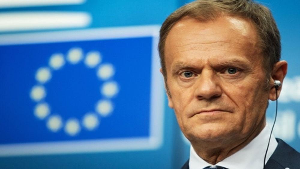 EU họp thông qua Brexit và tuyên bố chính trị về quan hệ với Anh
