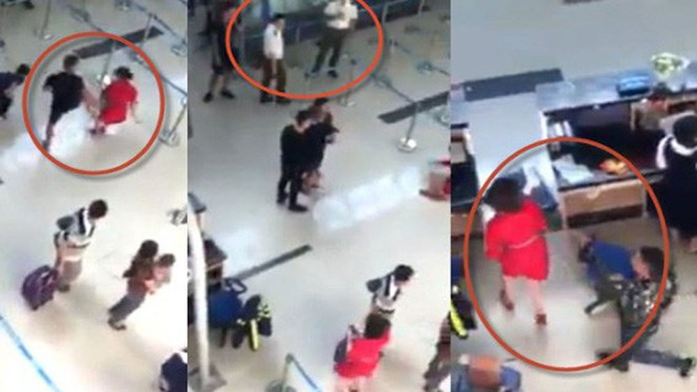 Khởi tố, 3 đối tượng, hành hung, nữ nhân viên hãng hàng không Vietjet Air