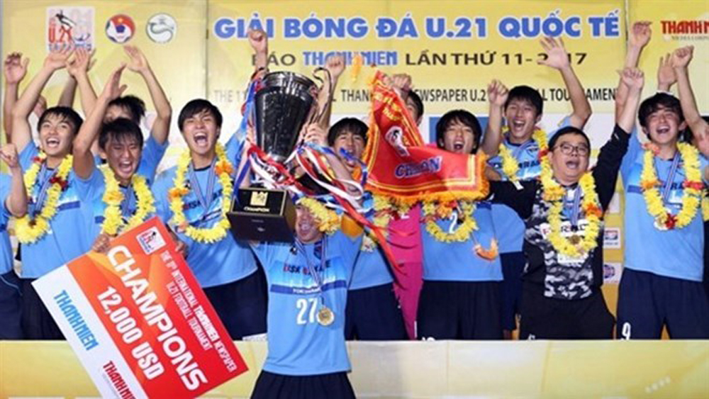 Hue city to host international U21 football tourney