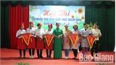 62 giáo viên tham dự Hội thi cô nuôi trẻ giỏi