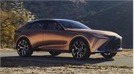 Lexus phát triển siêu xe cạnh tranh Lamborghini