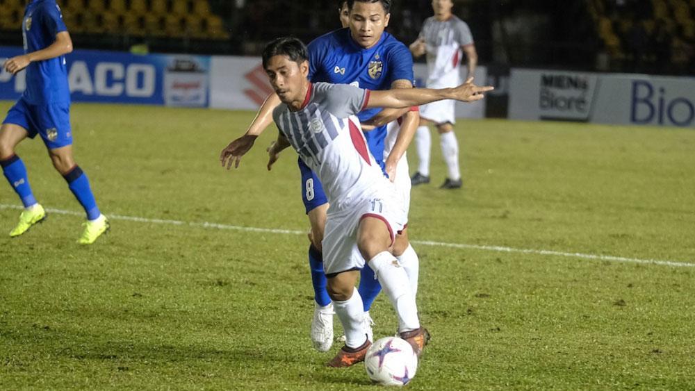 Philippines mất 3 ngôi sao trước đại chiến tuyển Việt Nam ở bán kết AFF Cup 2018