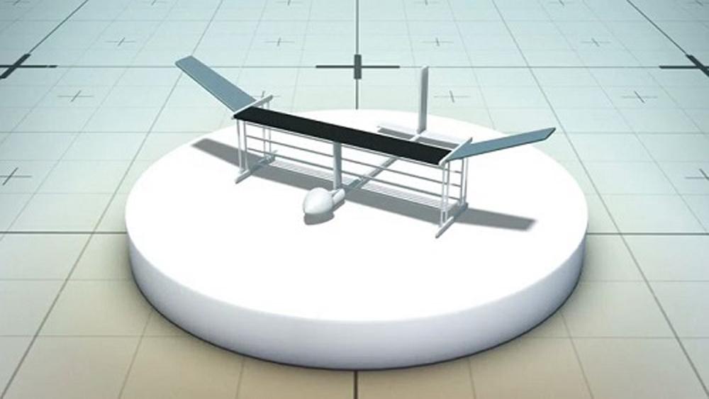 Chế tạo thành công máy bay không động cơ đầu tiên trên thế giới
