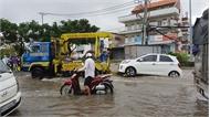 Xử lý ra sao khi ôtô đi qua đường ngập nước?