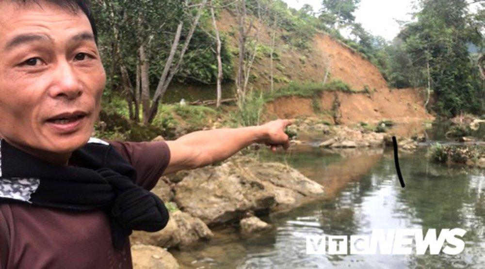 Kỳ bí, suối nước, trong vắt, Sơn La, bản Bướt
