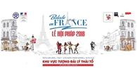 Lễ hội Pháp lần đầu tiên được tổ chức tại Hà Nội
