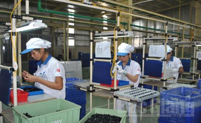 Giá trị sản xuất công nghiệp ước đạt 17.250 tỷ đồng