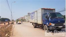 Tai nạn giao thông tại TP Bắc Giang, một học sinh tử vong