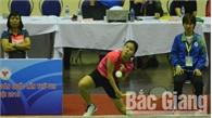 Đại hội Thể thao toàn quốc 2018: Trần Thị Phương Thúy vào chung kết đơn nữ môn cầu lông