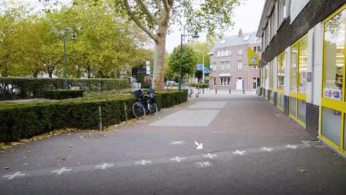 Đường biên giới thú vị nhất thế giới giữa Bỉ và Hà Lan