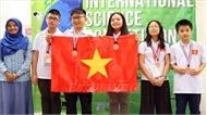 Đoàn học sinh Hà Nội giành 4 HCV tại Cuộc thi Khoa học quốc tế - ISC lần thứ nhất năm 2018