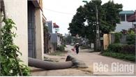 Cơ sở sản xuất thức ăn cho ong ở thị trấn Chũ (Lục Ngạn) vẫn ngang nhiên hoạt động trái phép