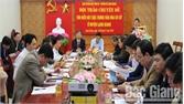 Quan tâm gìn giữ nét đặc trưng văn hóa cơ sở ở Lạng Giang