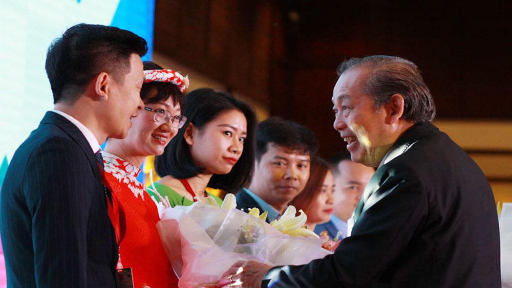 Diễn đàn trí thức trẻ Việt Nam toàn cầu lần thứ nhất: Phát huy sức mạnh trí thức trẻ trong kỷ nguyên 4.0