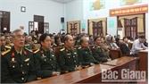 Huyện ủy Hiệp Hòa thông tin thời sự cho cán bộ chủ chốt