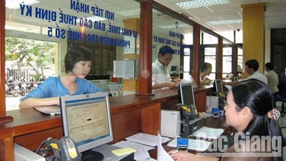 Thành phố Bắc Giang thu ngân sách nhà nước đạt hơn 2.589 tỷ đồng
