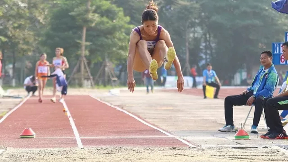 2018 National Games: Hanoi dominate in athletics