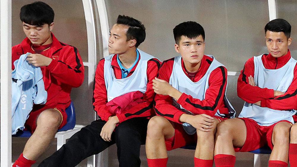 Văn Toàn không sang Philippines cùng đội tuyển Việt Nam