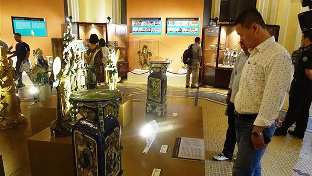 Cổ vật quý, dấu ấn lịch sử, văn hóa Việt Nam, Hội Cổ vật, Nét cũ dấu xưa