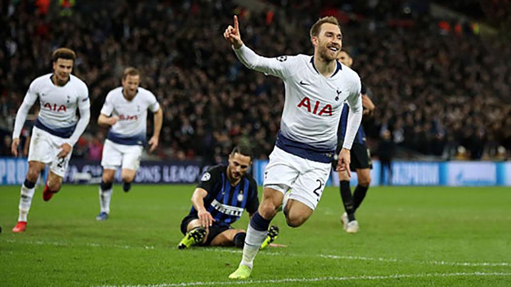 Tottenham đánh bại Inter, giành quyền tự quyết vào vòng 1/8
