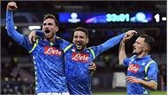 Napoli lên đầu bảng, nhưng chưa chắc đi tiếp