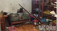 Vụ nổ ở huyện Tân Yên làm một người thiệt mạng có thể do thuốc nổ