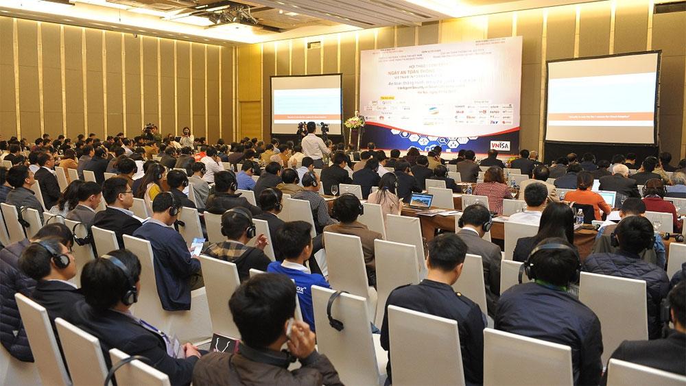 500 khách mời, chuyên gia dự diễn đàn quốc tế về an toàn thông tin ở Việt Nam