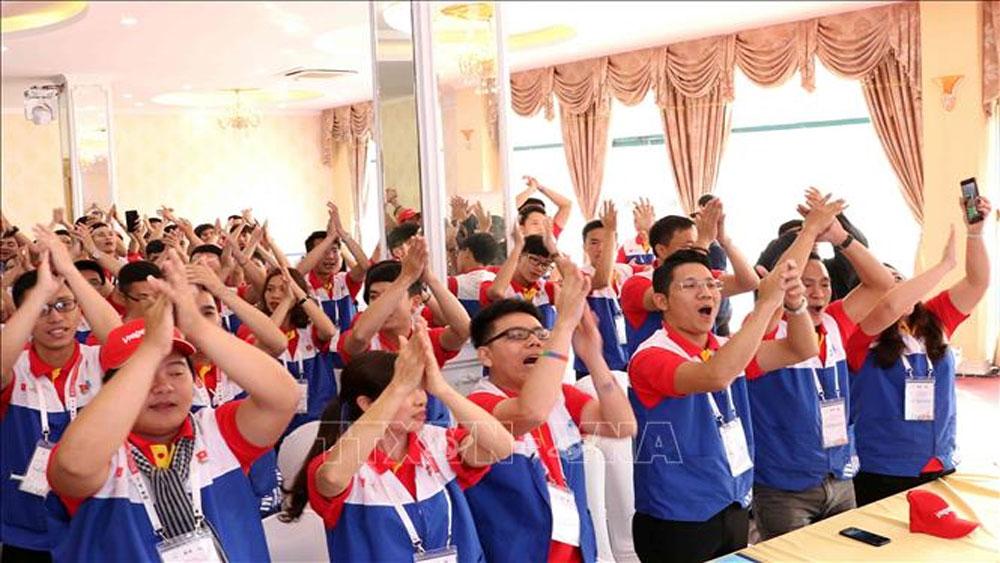 Khai mạc Liên hoan các câu lạc bộ, đội, nhóm tình nguyện toàn quốc lần thứ nhất