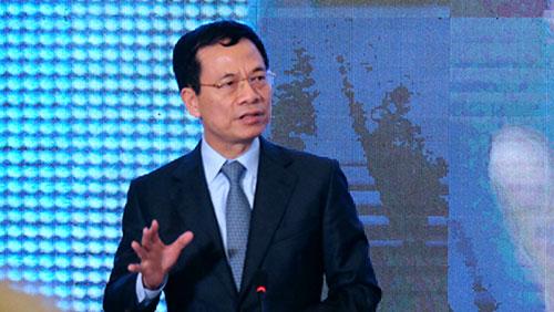 Bộ trưởng Bộ Thông tin và Truyền thông Nguyễn Mạnh Hùng đề xuất Chính phủ mua công nghệ mới của startup