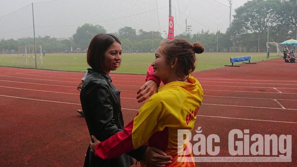 VĐV Nguyễn Thị Oanh, VĐV điền kinh Nguyễn Thị Oanh, Đại hội thể thao toàn quốc
