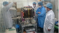 Chuẩn bị phóng vệ tinh Micro - Dragon do người Việt thiết kế