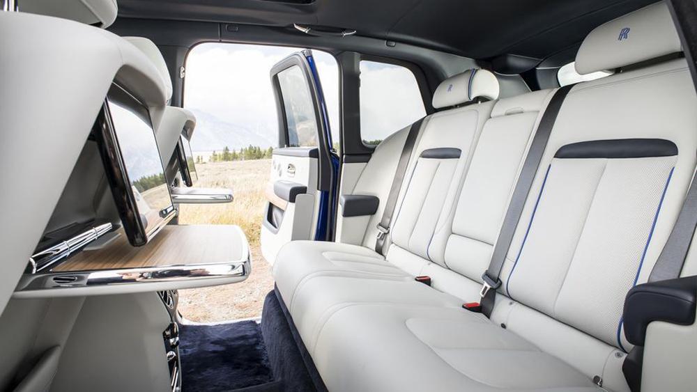 Rolls-Royce, SUV, xe sang, Cullinan, phân khúc SUV, phân khúc Sedan