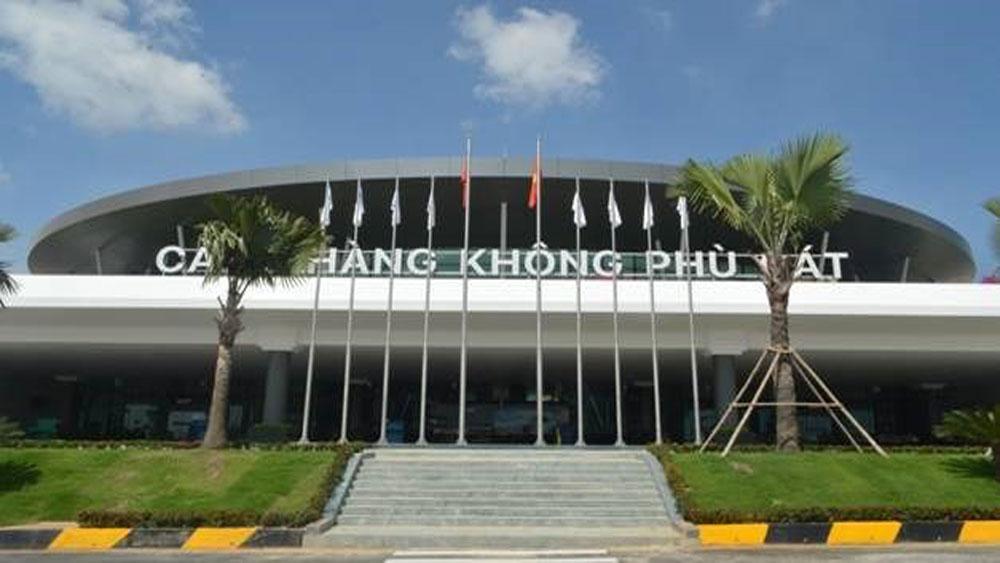 Binh Dinh's Phu Cat airport to serve international flights