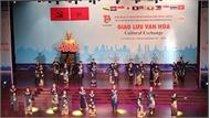 Giao lưu văn hóa với đại biểu Tàu Thanh niên Đông Nam Á và Nhật Bản