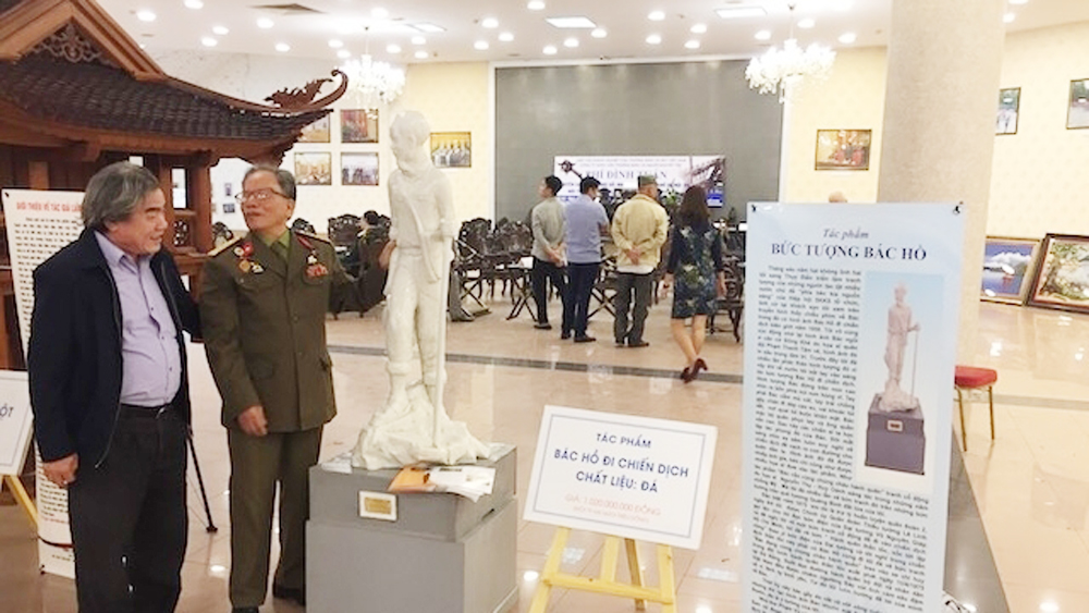 people with disabilities, war invalids, founding anniversary,  national artisans, craftspersons, humanitarian significance, charity programme, younger generations