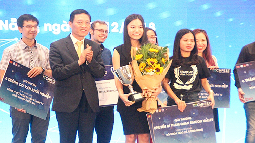 Abivin wins innovative technopreneur contest