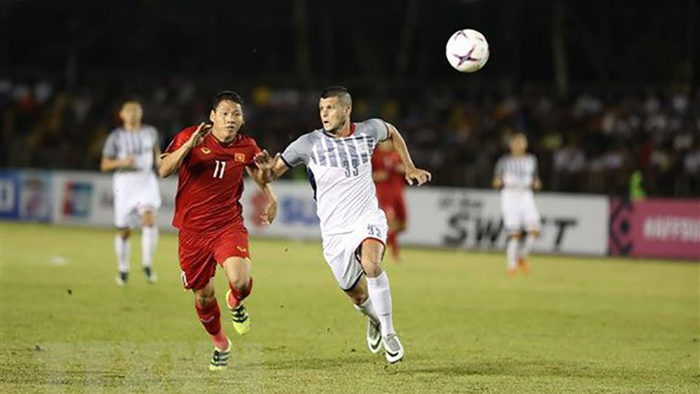 Đội tuyển Việt Nam và Philippines sẽ cùng bay về Hà Nội vào chiều nay