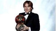 Tiền vệ Luka Modric giành danh hiệu Quả bóng vàng 2018