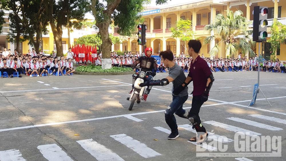 Bắc Giang, tuyên truyền, phổ biến, giáo dục pháp luật,  thanh, thiếu niên