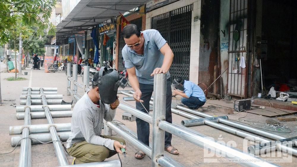 Bắc Giang, Yên Dũng, nợ đọng bảo hiểm xã hội, doanh nghiệp