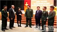 Bắc Giang tập trung xây dựng khu vực phòng thủ vững chắc